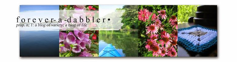 Forever-a-Dabbler