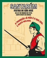 Santarém- Festas de São José 2015- 18 a 22 Março