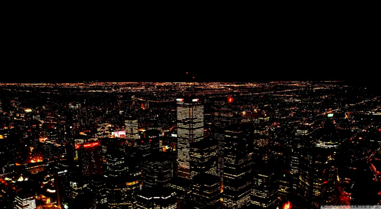 Cityscape Night HD desktop wallpaper  Widescreen  High