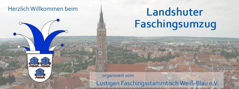 Landshuter Faschingsumzug und Prunksitzung