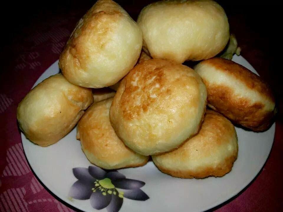 Roti Goreng Isi Cokelat