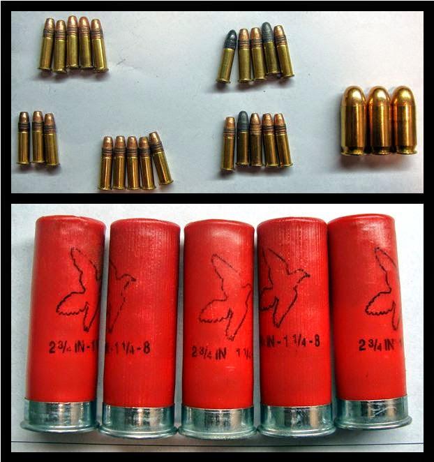 Ammunition (IAD)