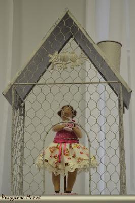 выставка в узловой куклы