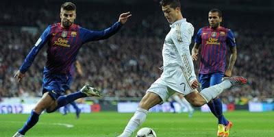 Prediksi Barcelona vs Real Madrid 27 Februari 2013 Copa Del Rey