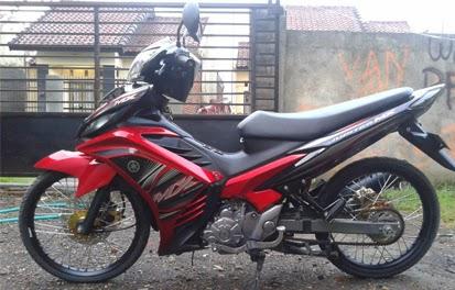 Kredit Motor Yamaha Jupiter Mx 2014
