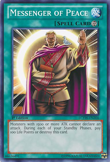 spell card bisa aktif saat standby phase
