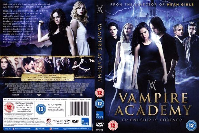 Vampire Academy: Blood Sisters – Latino
