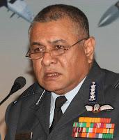 Relatórios sobre o seu desempenho nas avaliações de vôo foram encaminhados a todos os fornecedores: Chefe da Força Aérea Indiana