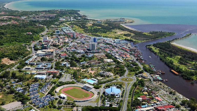 Mukah Malaysia  city pictures gallery : Bandar Miri Bahagian Utara Sarawak