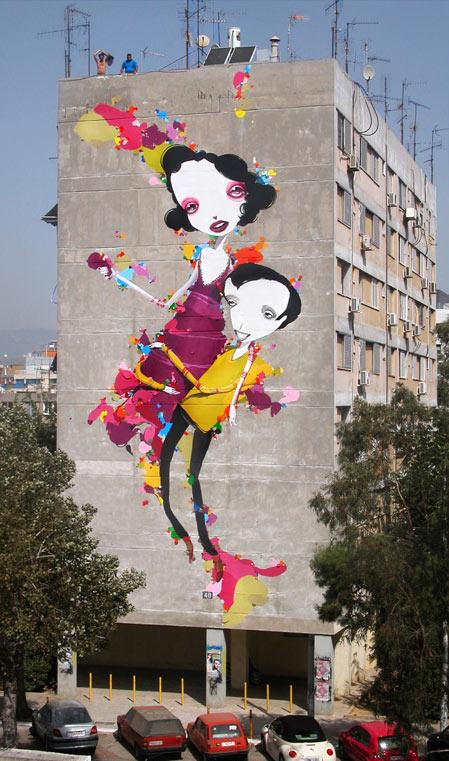Mr Pilgrim Artist Blog Life Is Beautiful Cool Graffiti Art