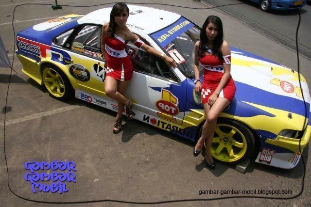 foto mobil balap di indonesia