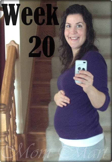 Pregnancy Week 20