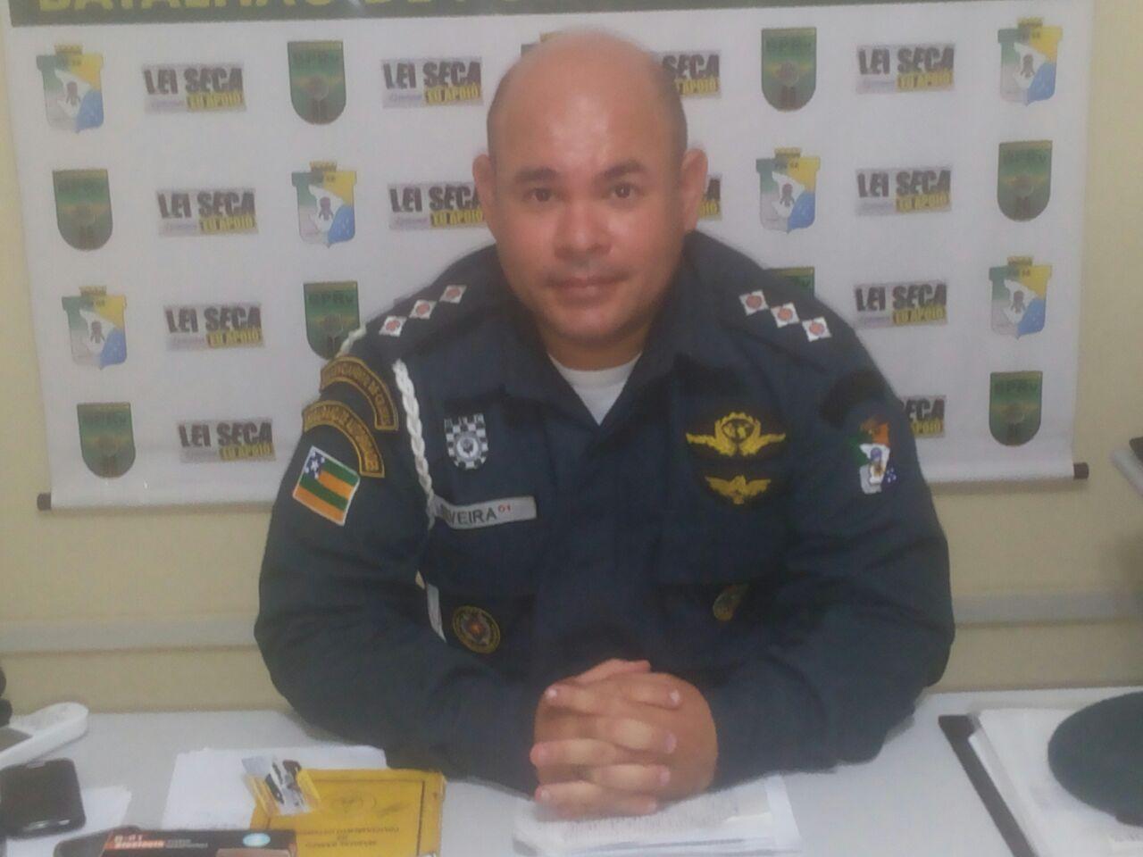 Capitão Silveira, Subcomandante do BPRv