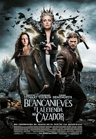 Blancanieves y la leyenda del cazador (2012) online y gratis