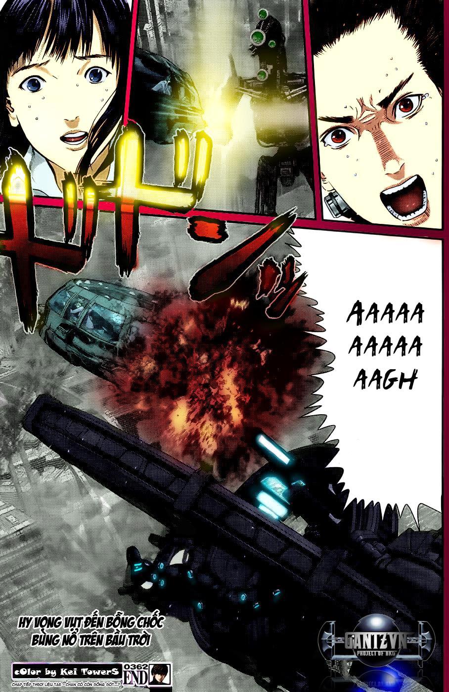 Gantz chap 362 Trang 24 - Mangak.info
