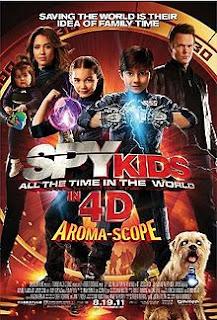 Spy Kids 4D Hollywood Movie online