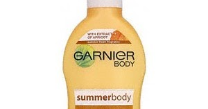 how to use garnier gradual tan