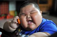 Tips Sehat - Kurangnya Tidur Anak Memicu Obesitas