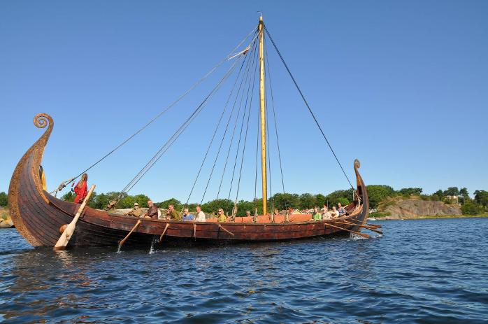 Saga Oseberg (Viking ship)