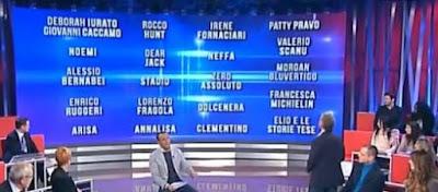 buongiornolink - Sanremo, la gioia dei big inonda Twitter