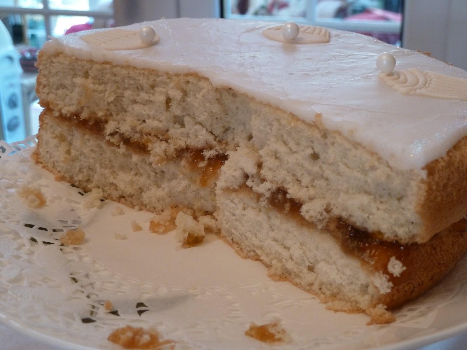no fat sponge cake recipe the verdict garden tea