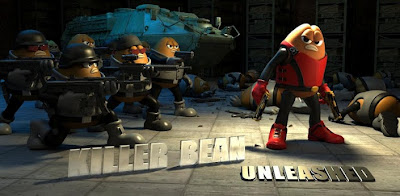 Killer Bean Unleashed v1.00 Apk