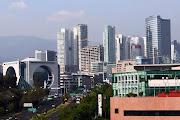 Santa Fe ciudad de mexico