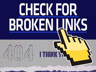 Cara Cek dan Mengetahui Broken Link di Blog
