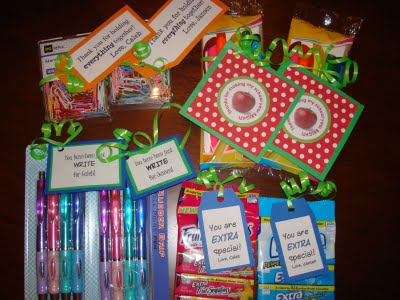 10 Homemade Teacher Appreciation Gift Ideas