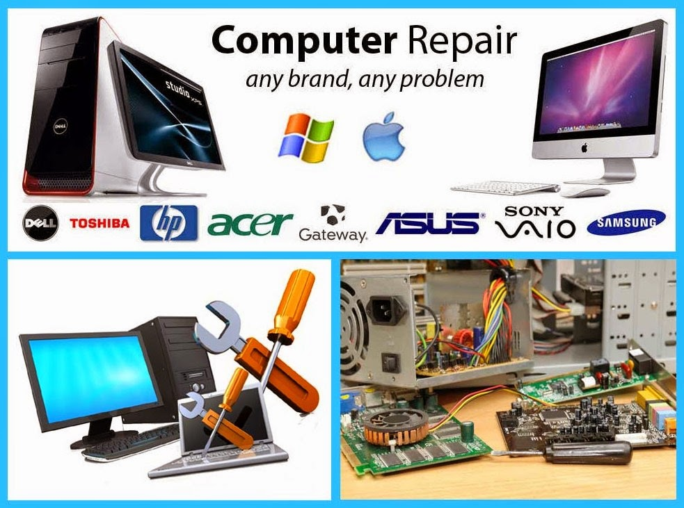 Computer Repair Business