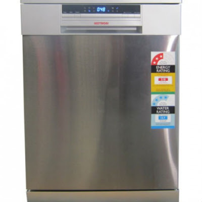 DISH WASHER 60CM FREE STANDING STAINLESS STEEL