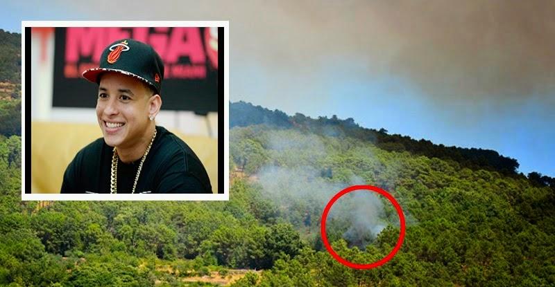 Cae avioneta donde viajaba el reggaetonero Daddy Yankee