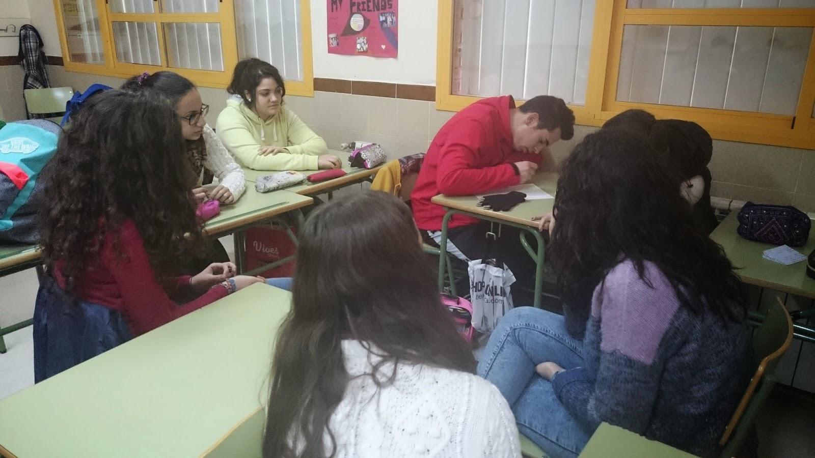 I.E.S. Sierra de Yeguas. Comunidad de Aprendizaje.