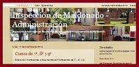 Blog de la Administración de la Inspec. de Maldonado