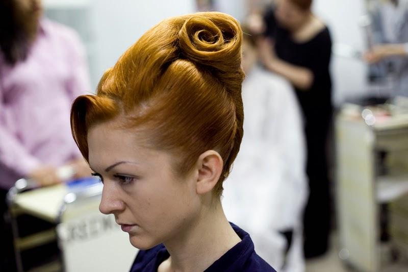 Повышение парикмахеров по прическам