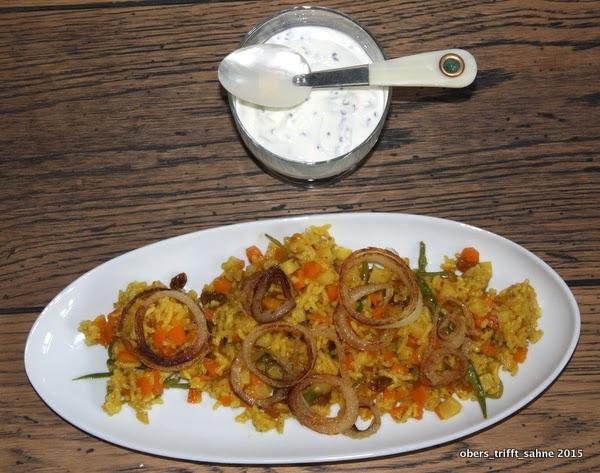 Pilav vegetarisch