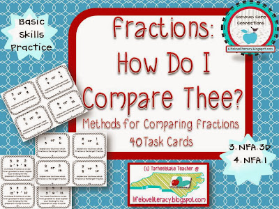 http://www.teacherspayteachers.com/Product/Methods-for-Comparing-and-Ordering-Fractions-Task-Cards-3NFA3D-4NFA1-1003661