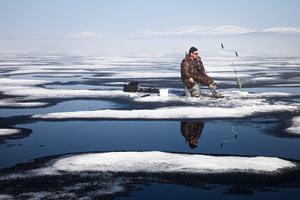 Последний лед для рыбалки