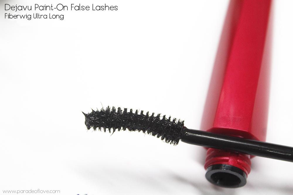 Exploring J-makeup with Dejavu Paint-On False Lashes   Stay-On ... c6ff63f3b1