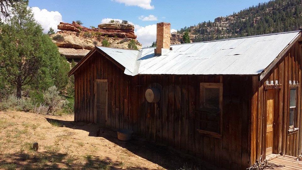 Scorup Cabin