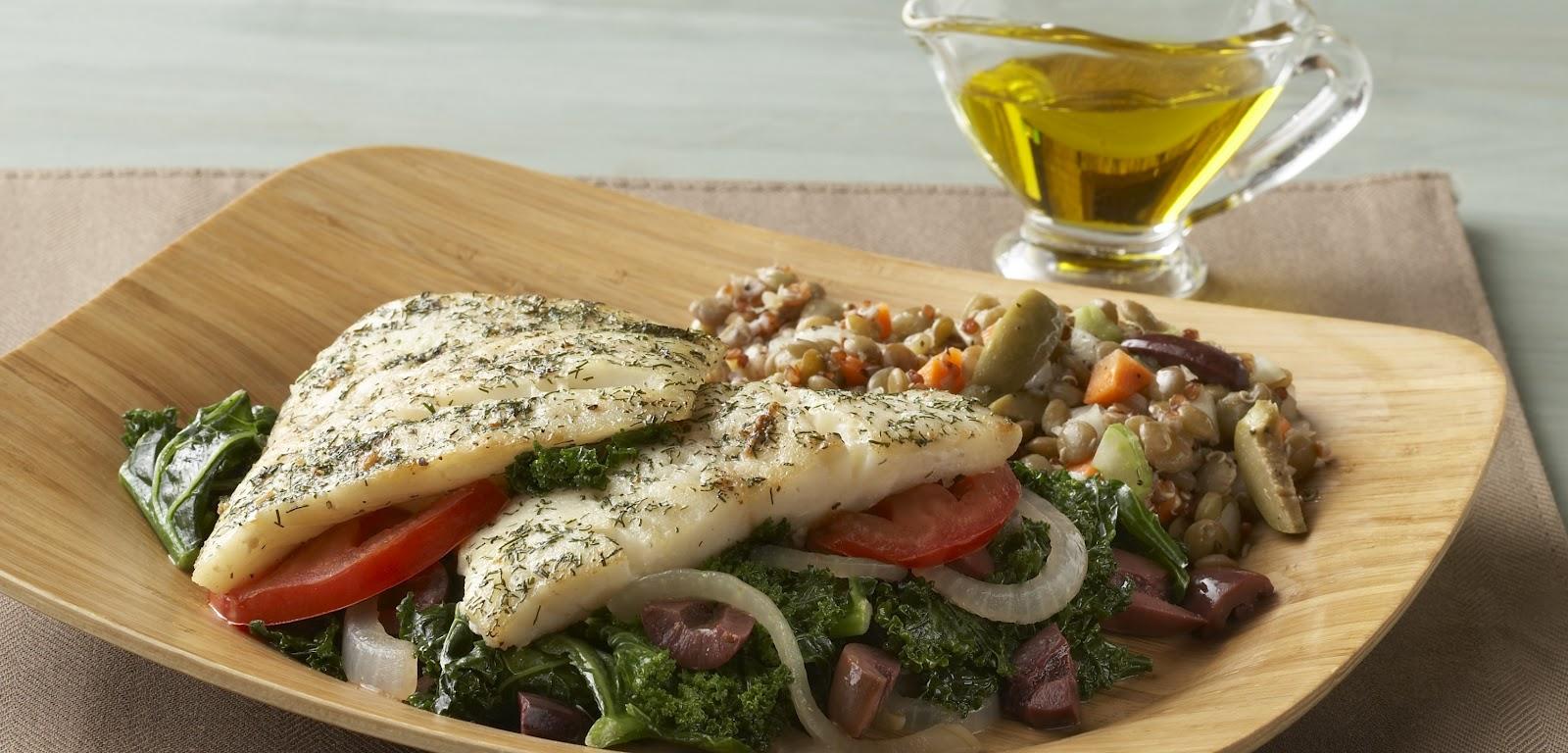 Sauteed Cod With Lentils Recipes — Dishmaps