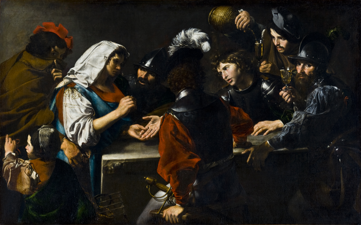 the deposition of bartolomeo schedoni 1613