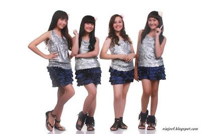 Foto bessara girlband