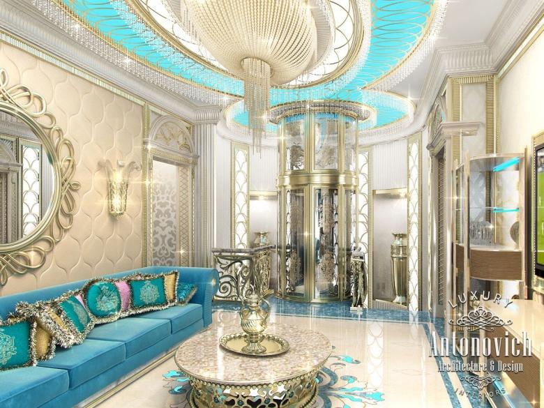 Luxury antonovich design uae arabic house design from for Arabic home designs