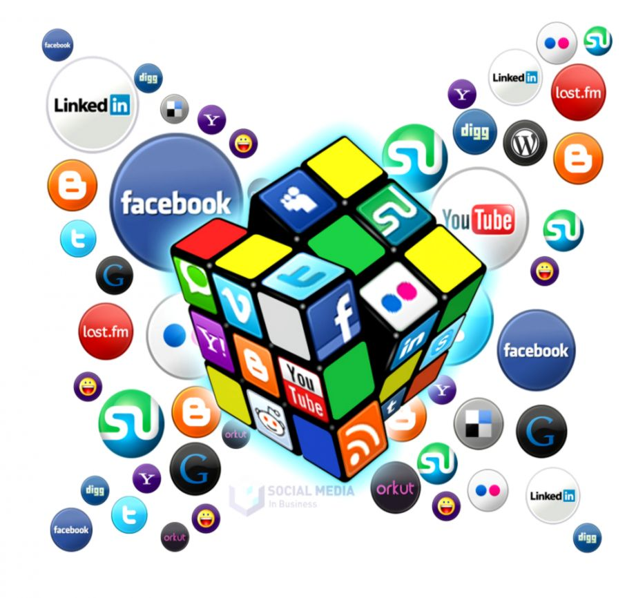 Social Media Puzzle Hd For Wallpapers Wallpaper Gallery