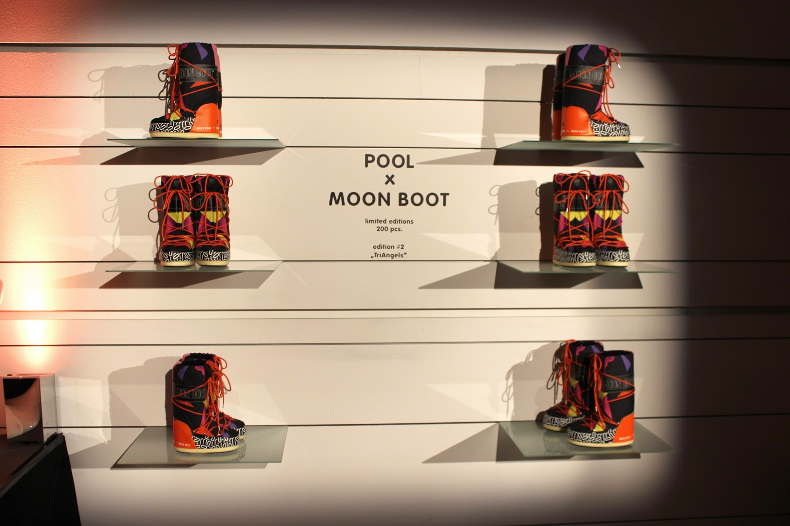 München Pool X Moon Boots Event Blogger Fashion