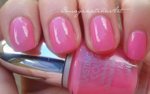 pupa 308 smalto rosa barbie polish pink nail lacquer unghie