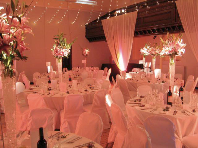 Wedding Ideas and Collections: Floral wedding lights