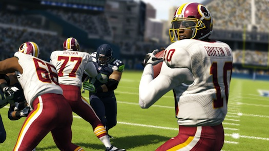 Madden 14 for new Xbox One