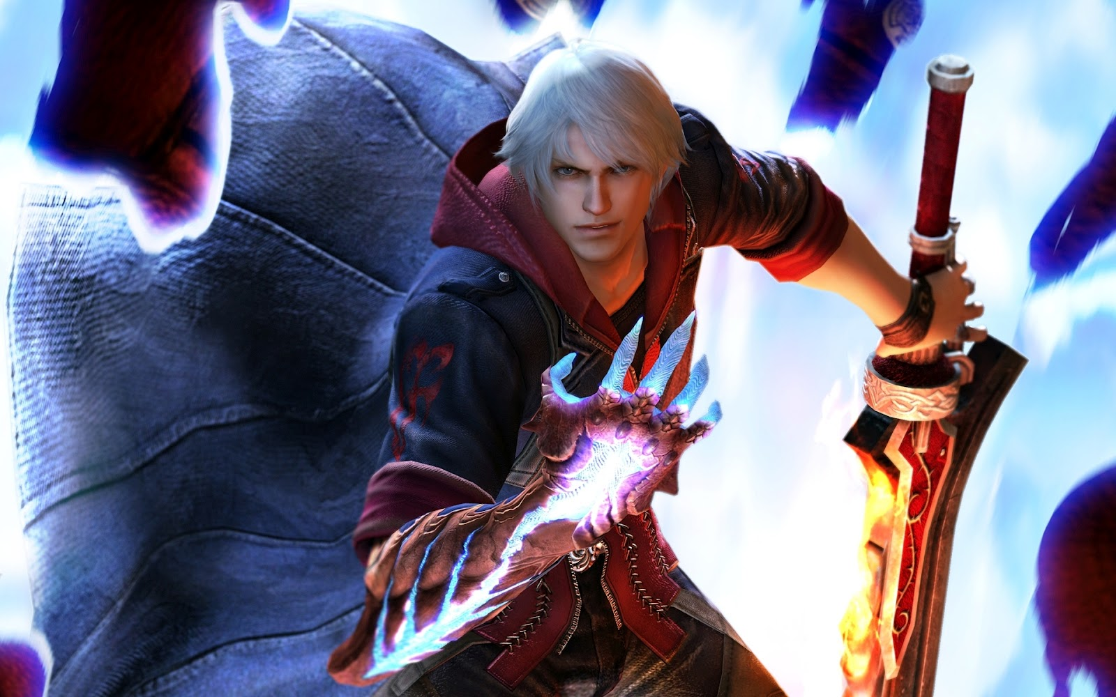 Devil may cry 4 fondos de pantalla hd wallpapers hd - Devil may cry hd pics ...